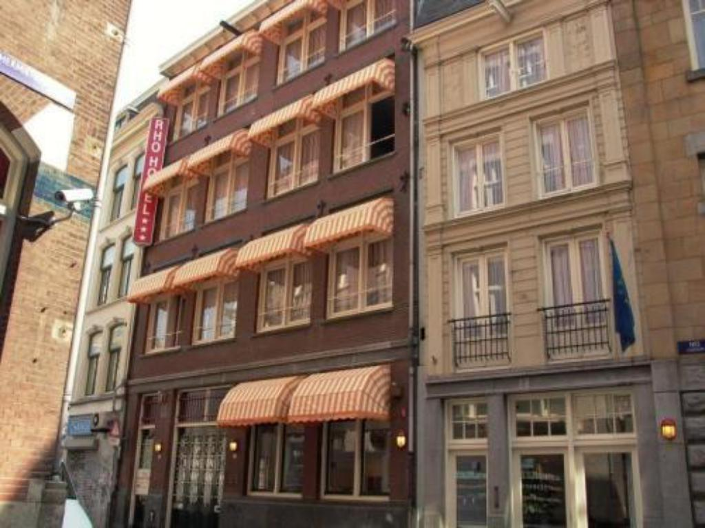 Rho Hotel In Amsterdam Room Deals Photos Amp Reviews