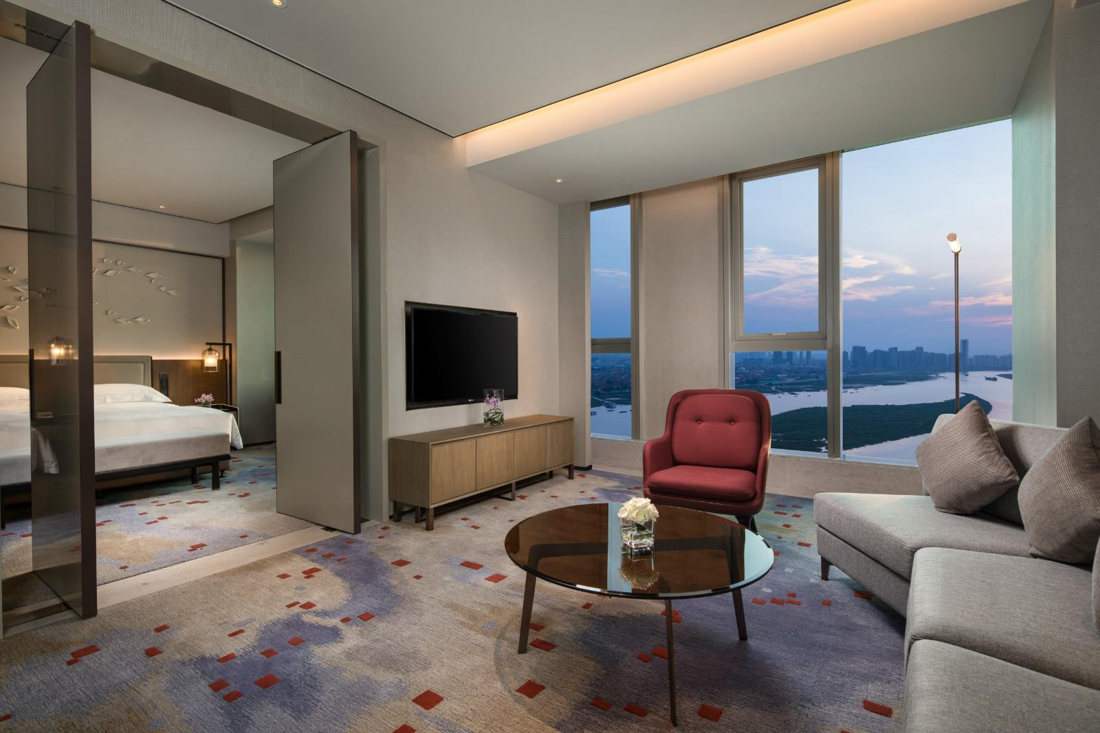 Intercontinental Superior Suite