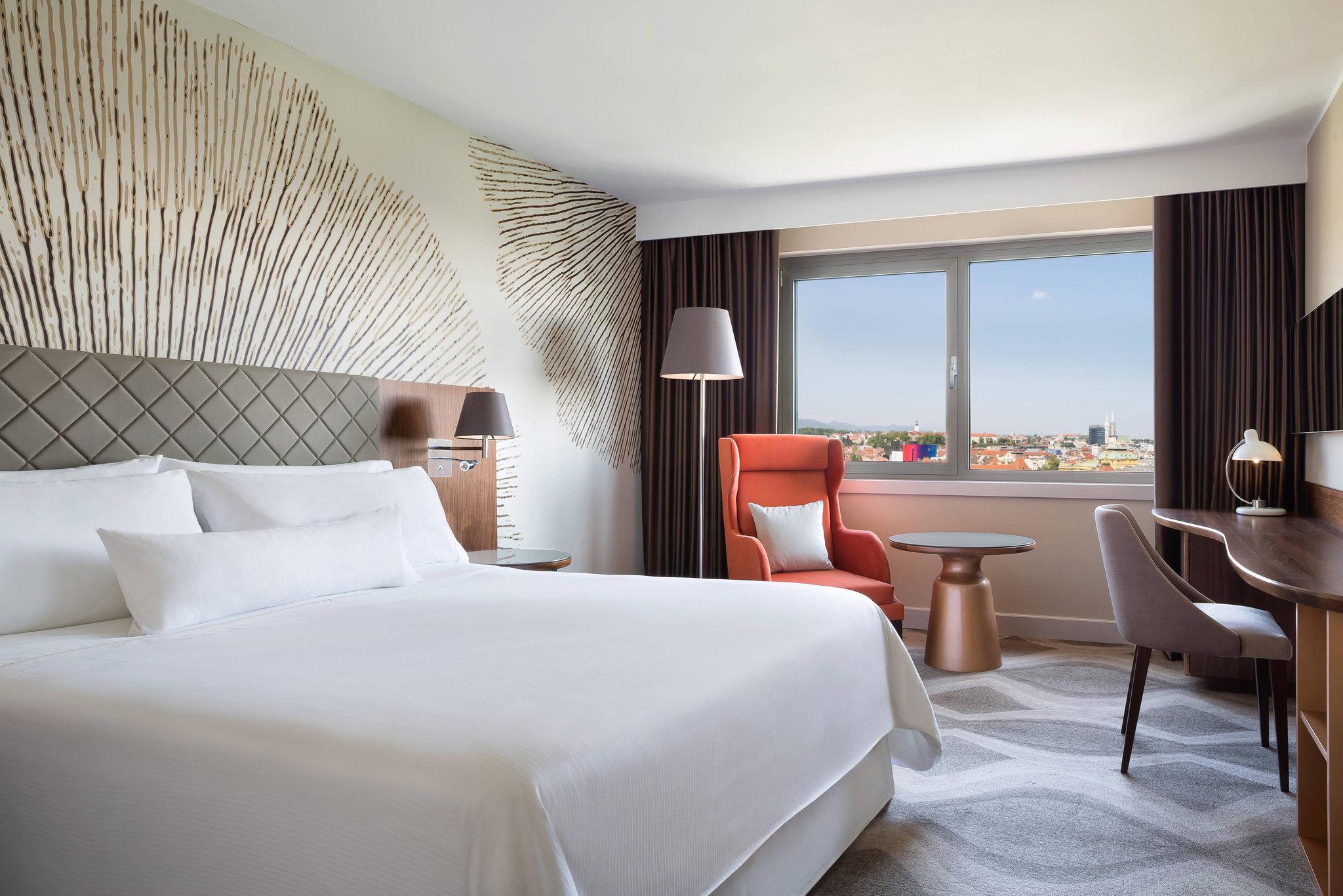 Westin Zagreb Hotel In Croatia Room Deals Photos Reviews