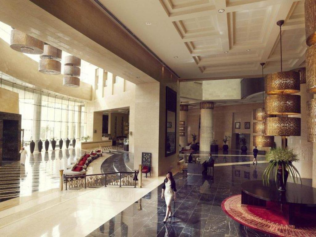 More about Raffles Dubai Hotel