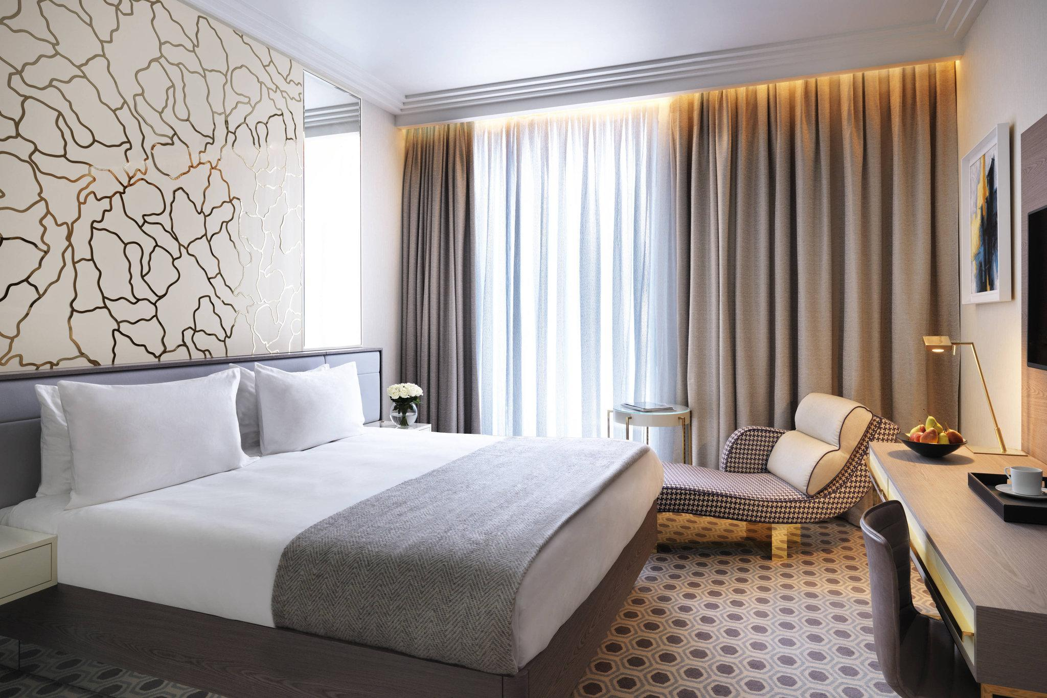 Boulevard Standard Room, Guest room, City view