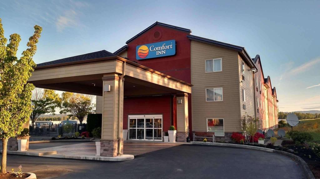 More about Comfort Inn Columbia Gorge Gateway