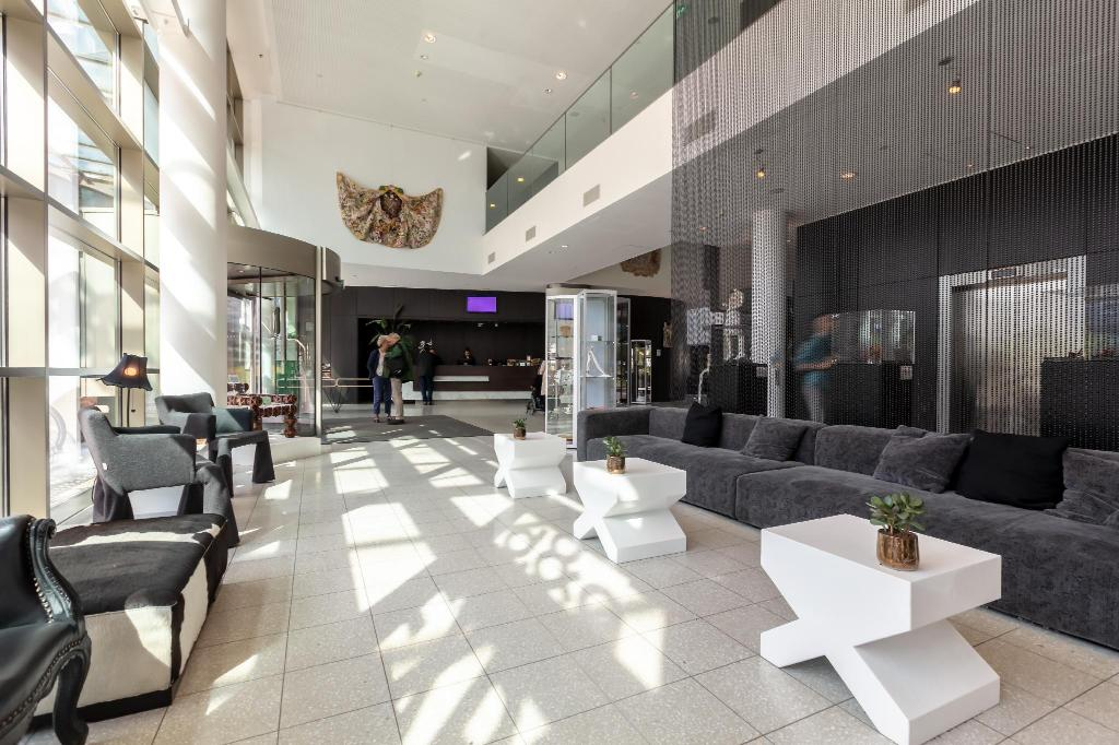 Lobby Dutch Design Hotel Artemis