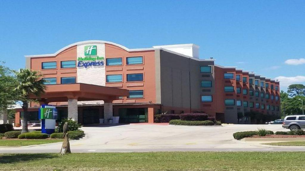 Best Price On Holiday Inn Express Biloxi Beach Blvd In Biloxi Ms