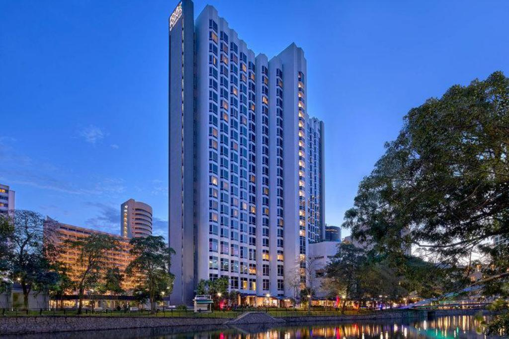 新加坡河景福朋喜來登飯店 (Four Points by Sheraton Singapore, Riverview)