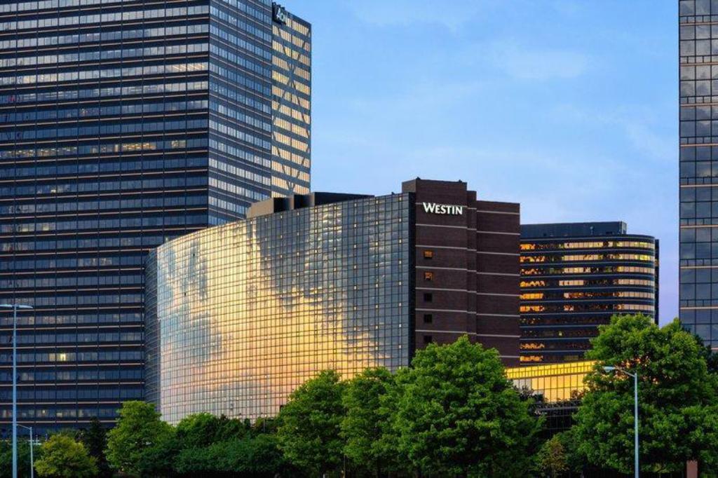 The Westin Southfield Detroit Detroit Mi Parhaat Tarjoukset
