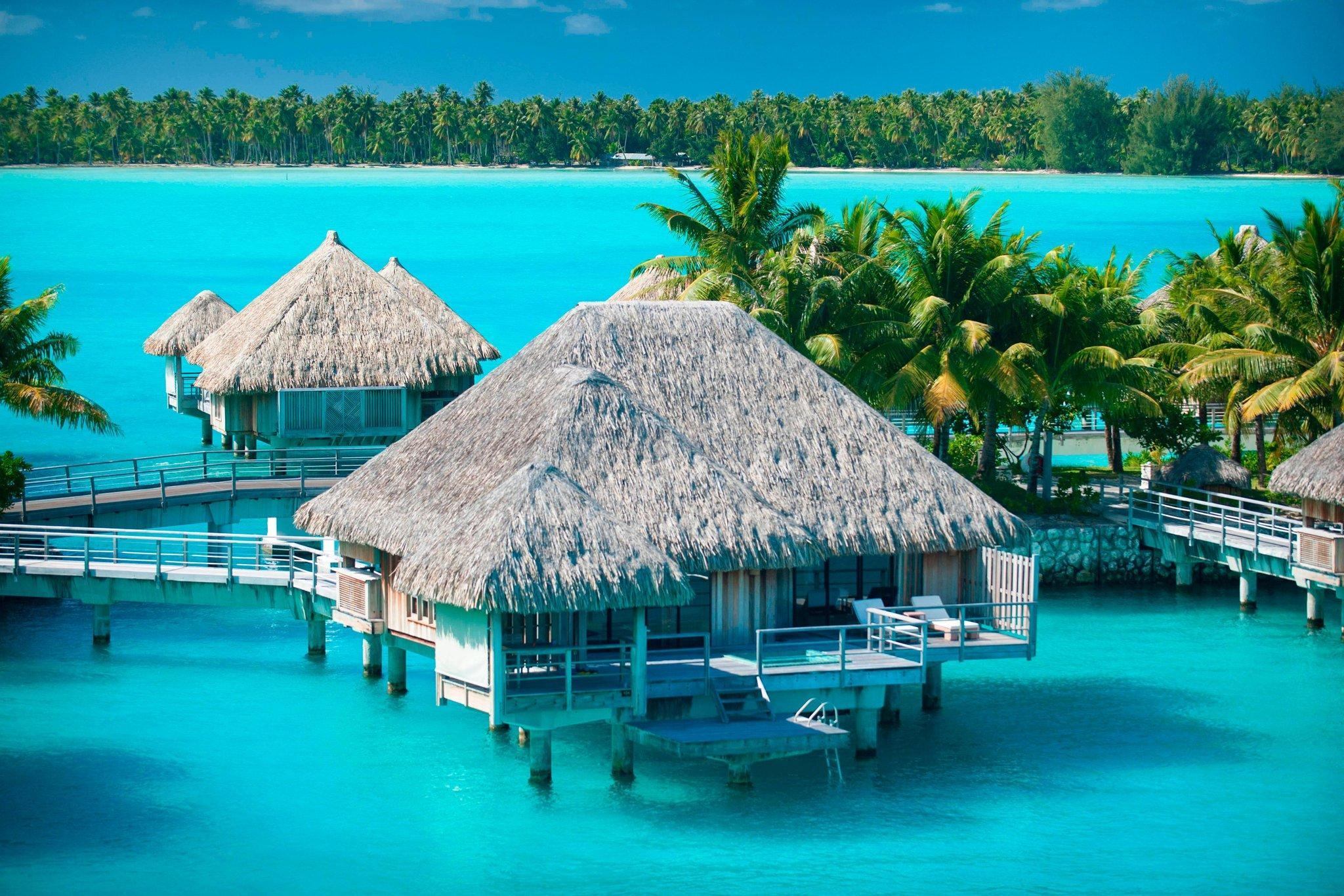 The St Regis Bora Bora Resort Motu Taufarii Bora Bora