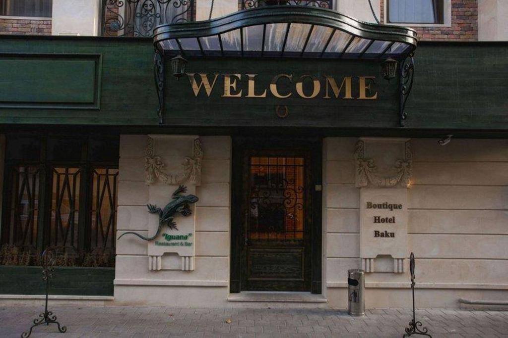 Boutique Hotel Baku In Azerbaijan Room Deals Photos Reviews