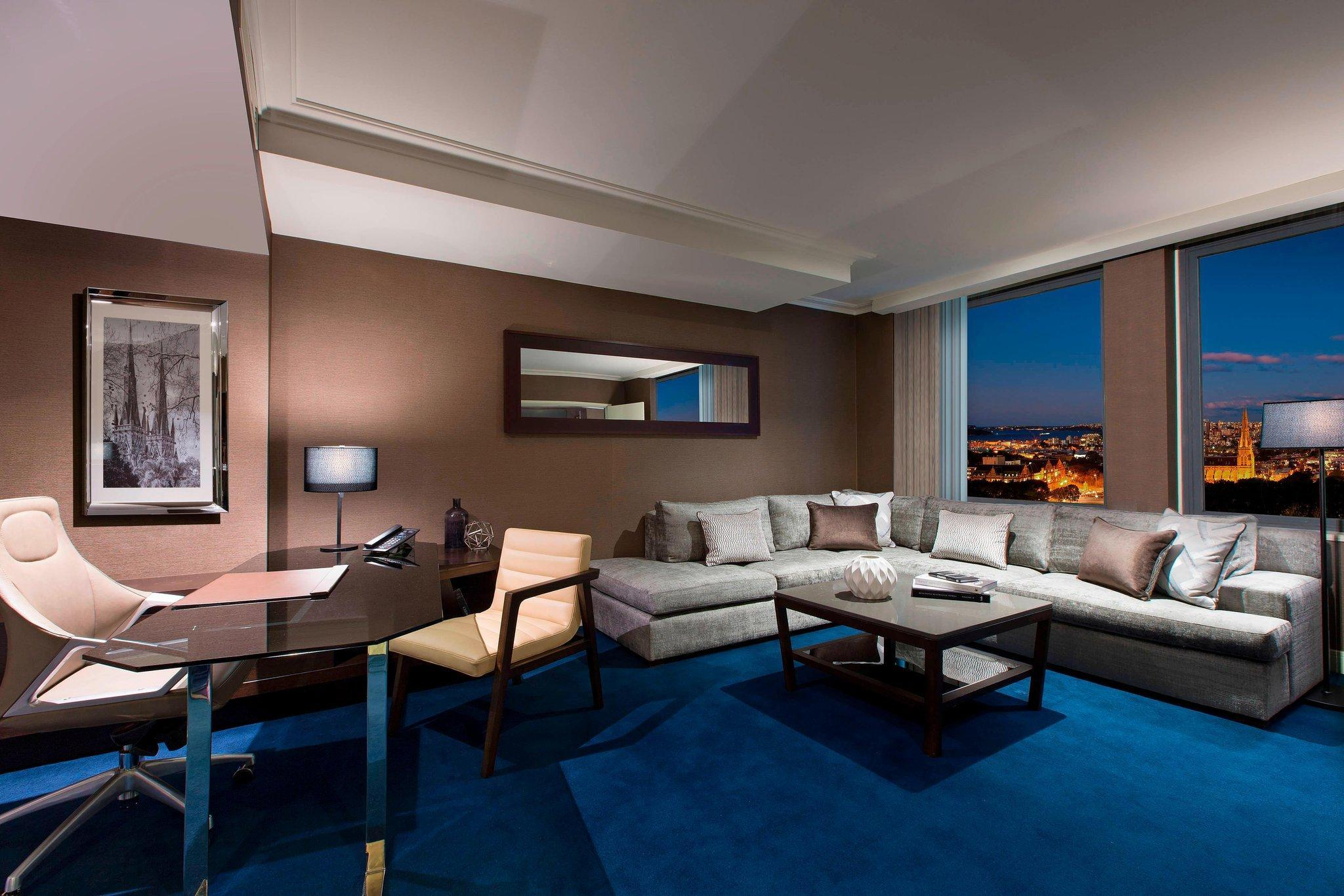Grand Executive Suite, Club lounge access, 1 King