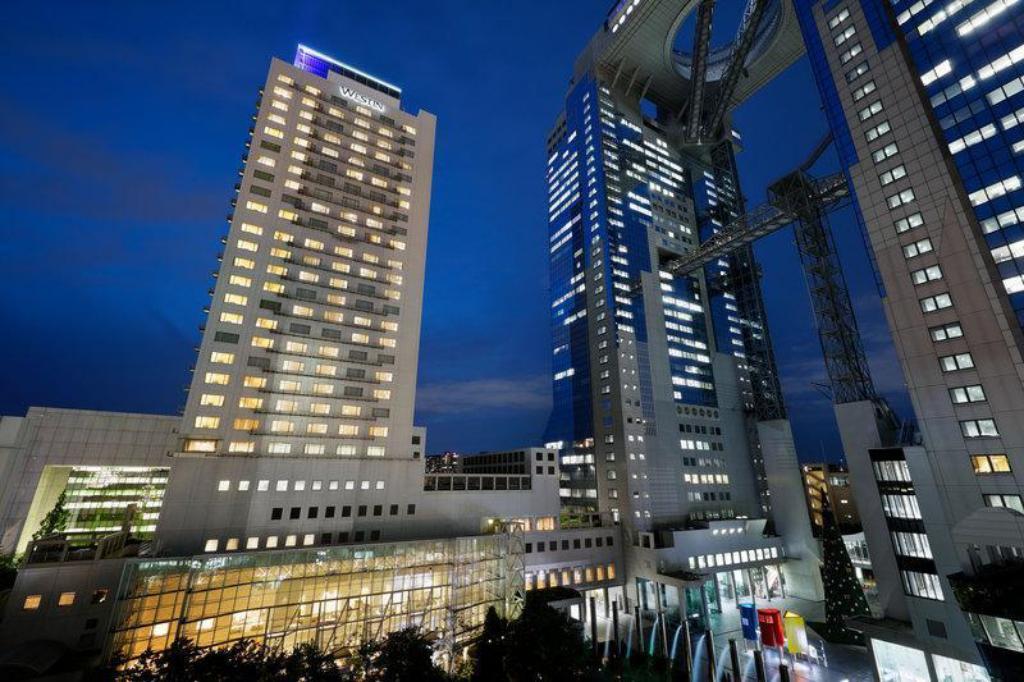 The Westin Osaka Hotel Osaka Parhaat Tarjoukset Agoda Com