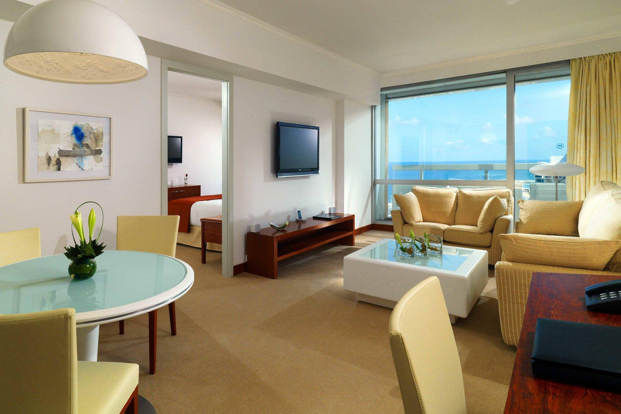 Mediterranean Suite, Club lounge access, 1 Bedroom Suite
