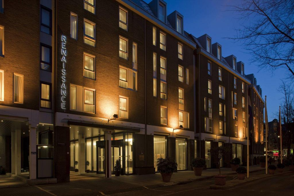 More about Renaissance Amsterdam Hotel