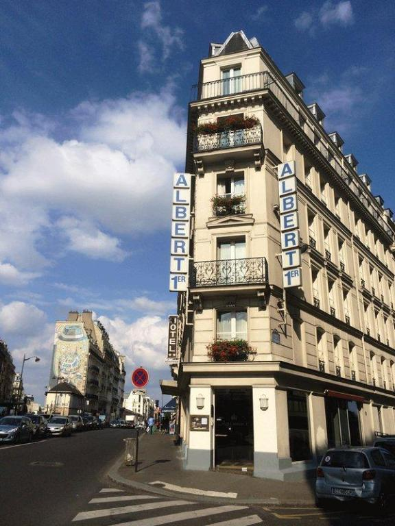 Hotel Albert 1er Paris Offers Free Cancellation 2021 Price Lists Reviews