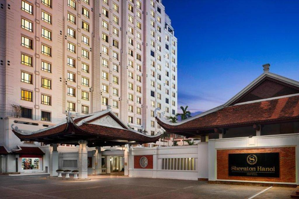 More about Sheraton Hanoi Hotel