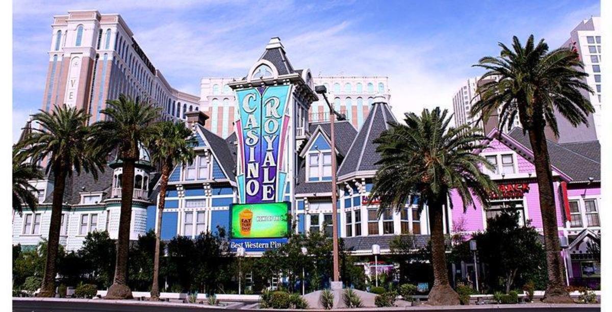 Casino royale hotel las vegas las vegas nv fallview hotel & casino, niagra falls
