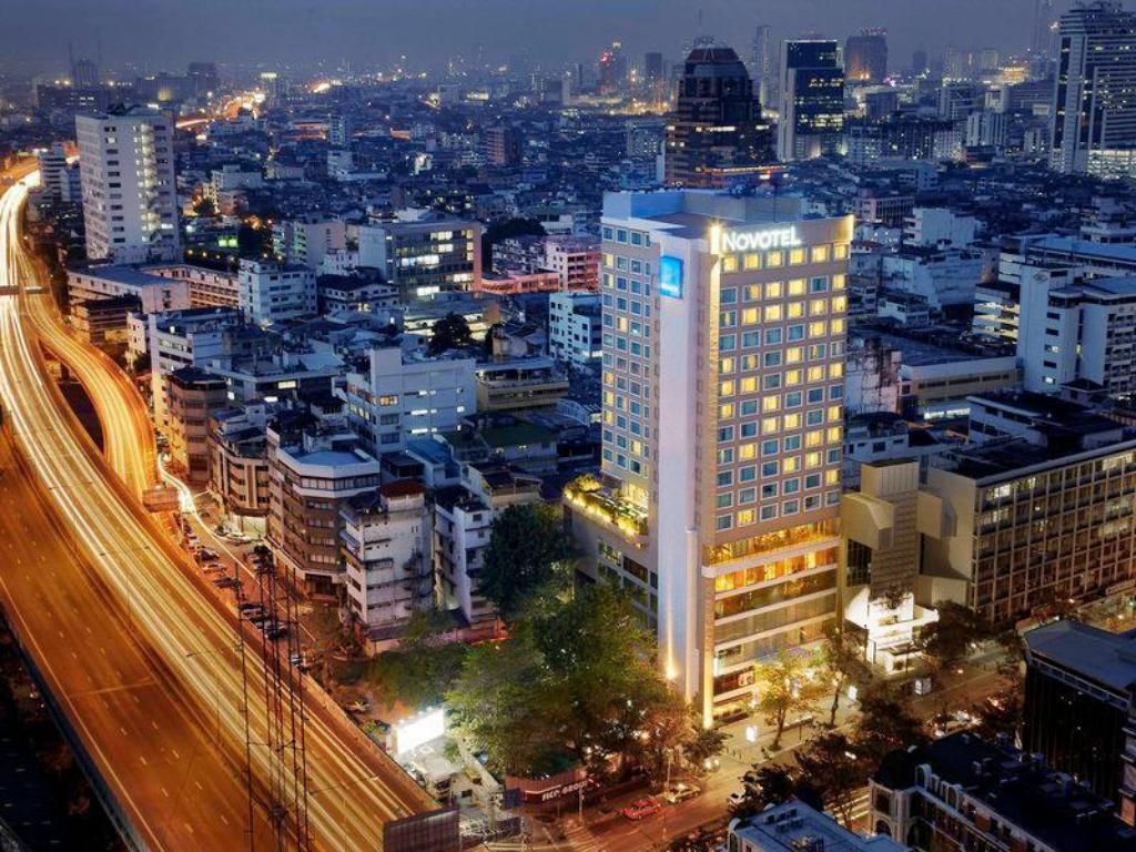 More about Novotel Bangkok Silom Road