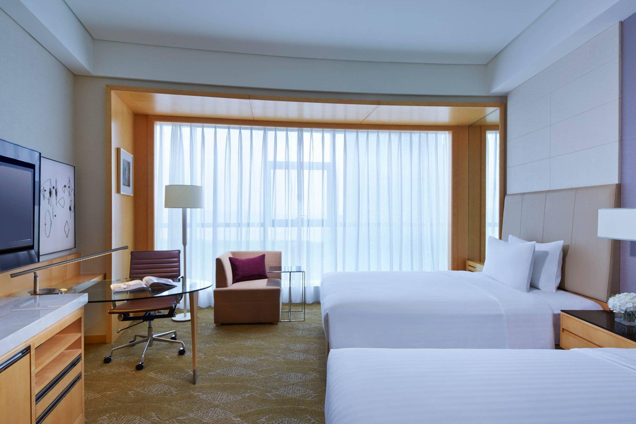 Executive Room, Executive level, Guest room, 2 Double