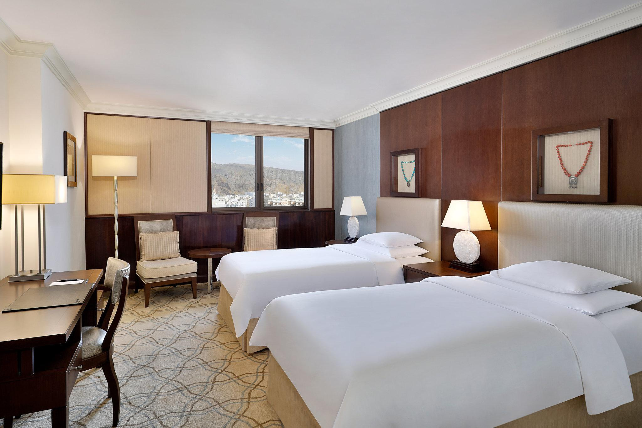Chambre Étage Club avec 2 Lits Simples (Club Room, Club level, Guest room, 2 Twin/Single Bed(s))