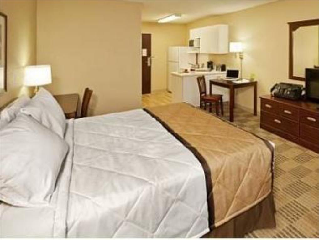 Säng Extended Stay America Seattle Redmond