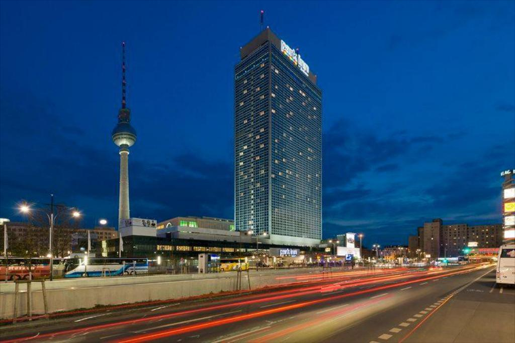 麗柏酒店 - 柏林亞歷山大廣場 (Park Inn by Radisson Berlin Alexanderplatz)