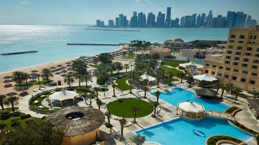 InterContinental Doha Hotel in Qatar - Room Deals, Photos & Reviews