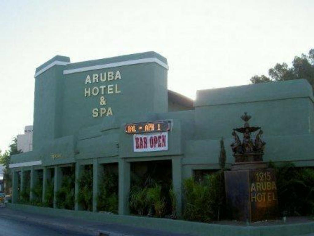 Aruba Hotel and Spa