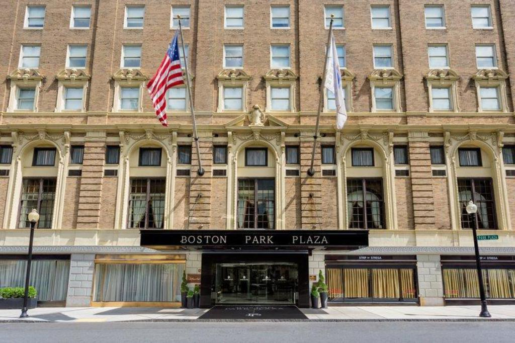 Best Price on Boston Park Plaza Hotel in Boston (MA) + Reviews!