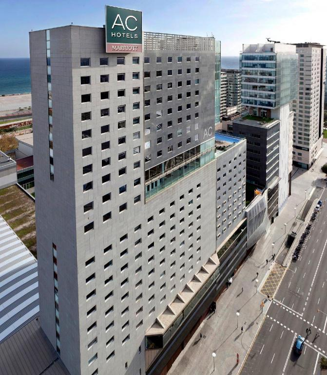 More about AC Hotel Barcelona Forum