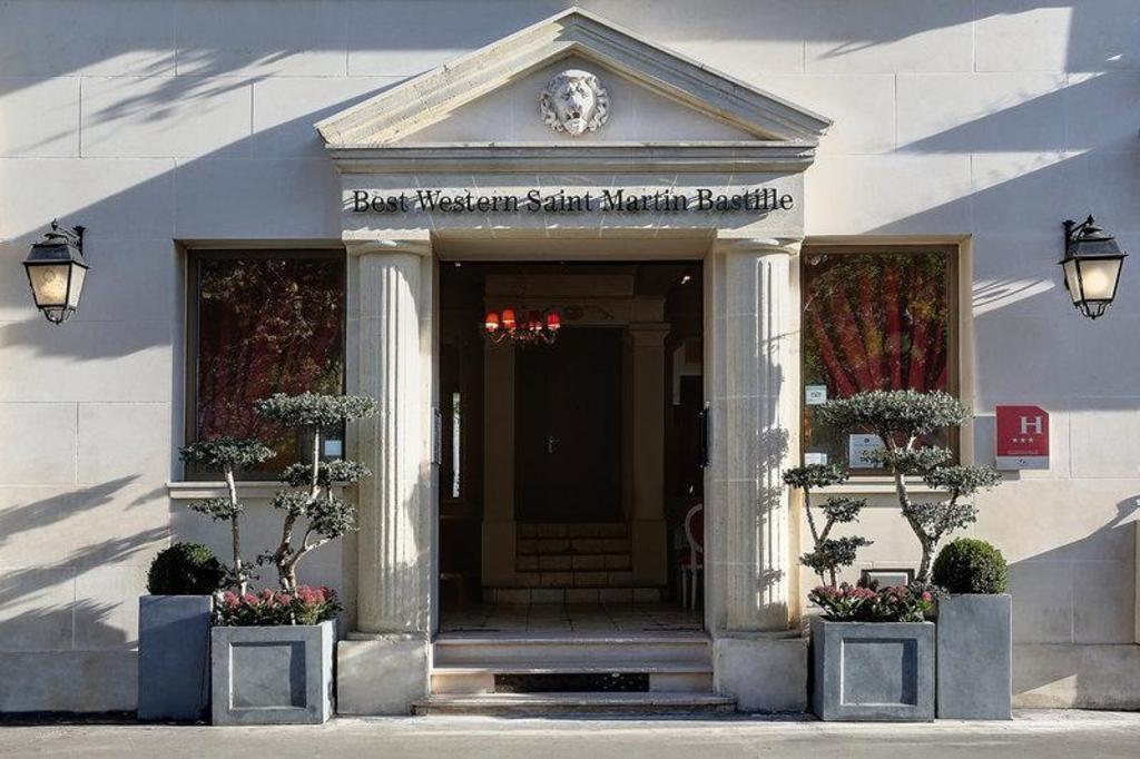 Hotel Saint Martin Bastille In Paris Room Deals Photos