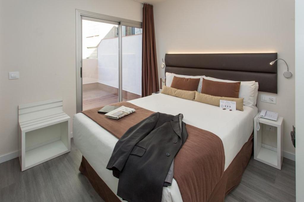 Double or Twin Room with Extra Bed - View