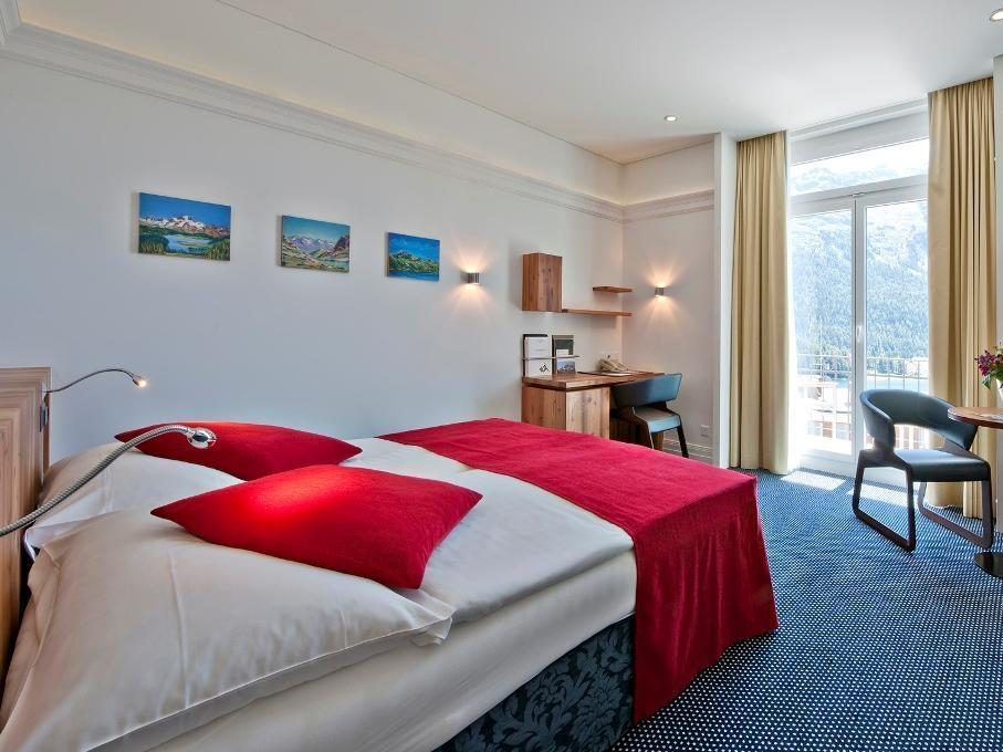 Cameră dublă superior cu vedere la lac (Superior Double Room with Lake View)