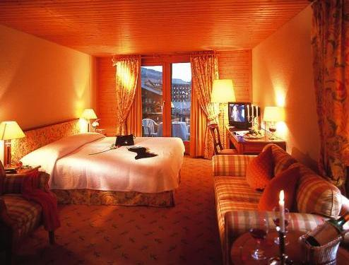 Double or Twin Room with Jungfrau view & Balcony