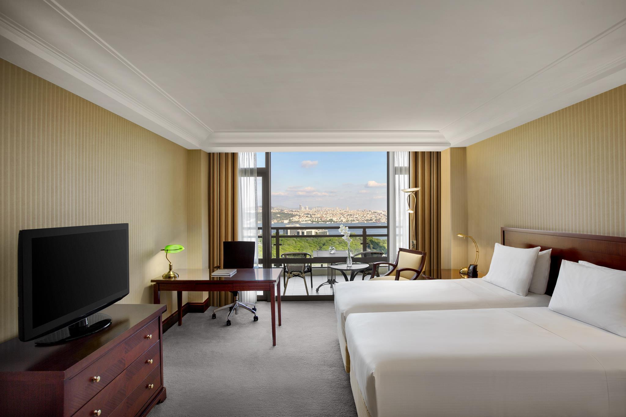 Twin Executive Room with City View