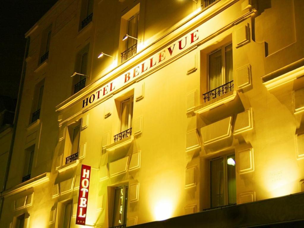 More About Hotel Bellevue Paris Montmartre