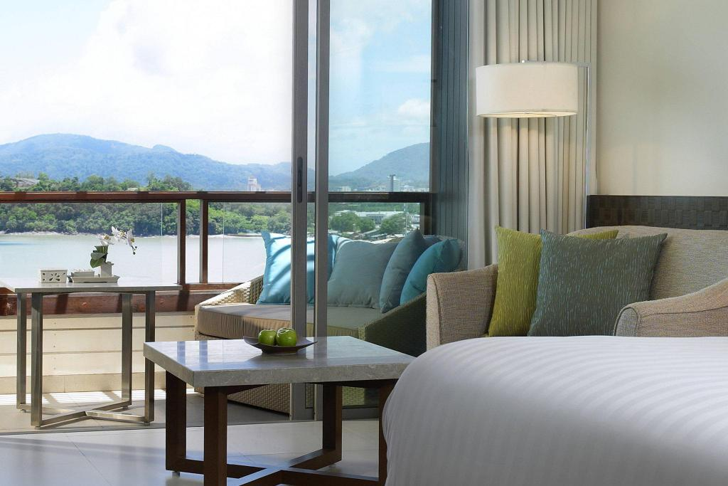 Habitación Superior con cama extragrande The Westin Siray Bay Resort & Spa, Phuket