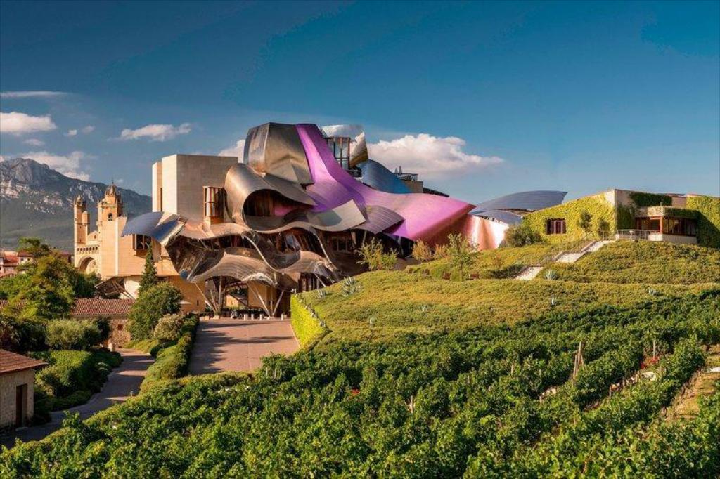 Hotel Marqués de Riscal, a Luxury Collection Hotel, Elciego