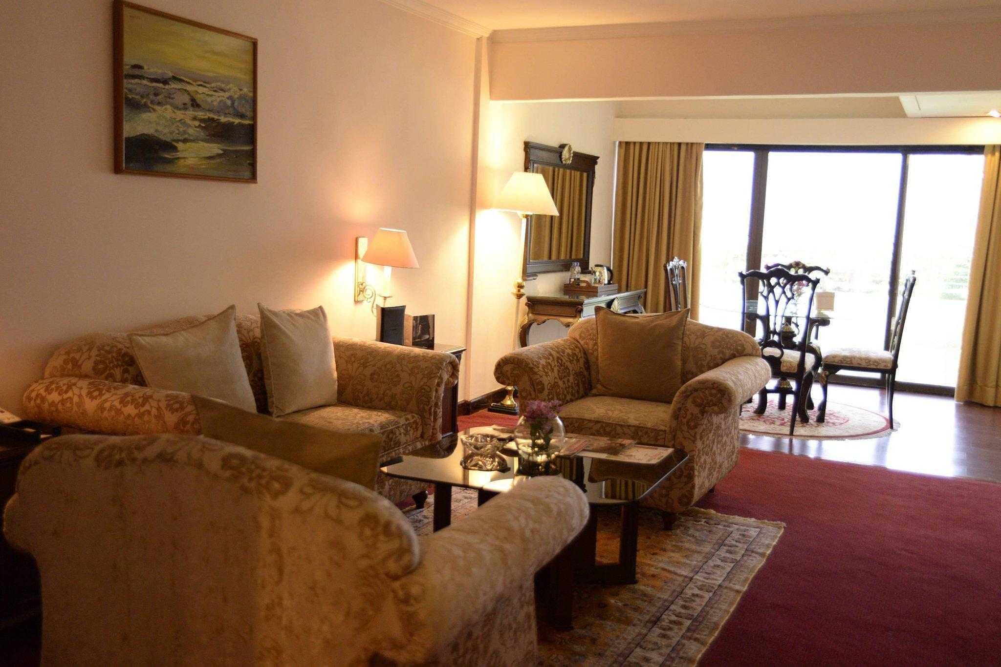 Panorama Suite, Executive lounge access, 1 Bedroom Suite