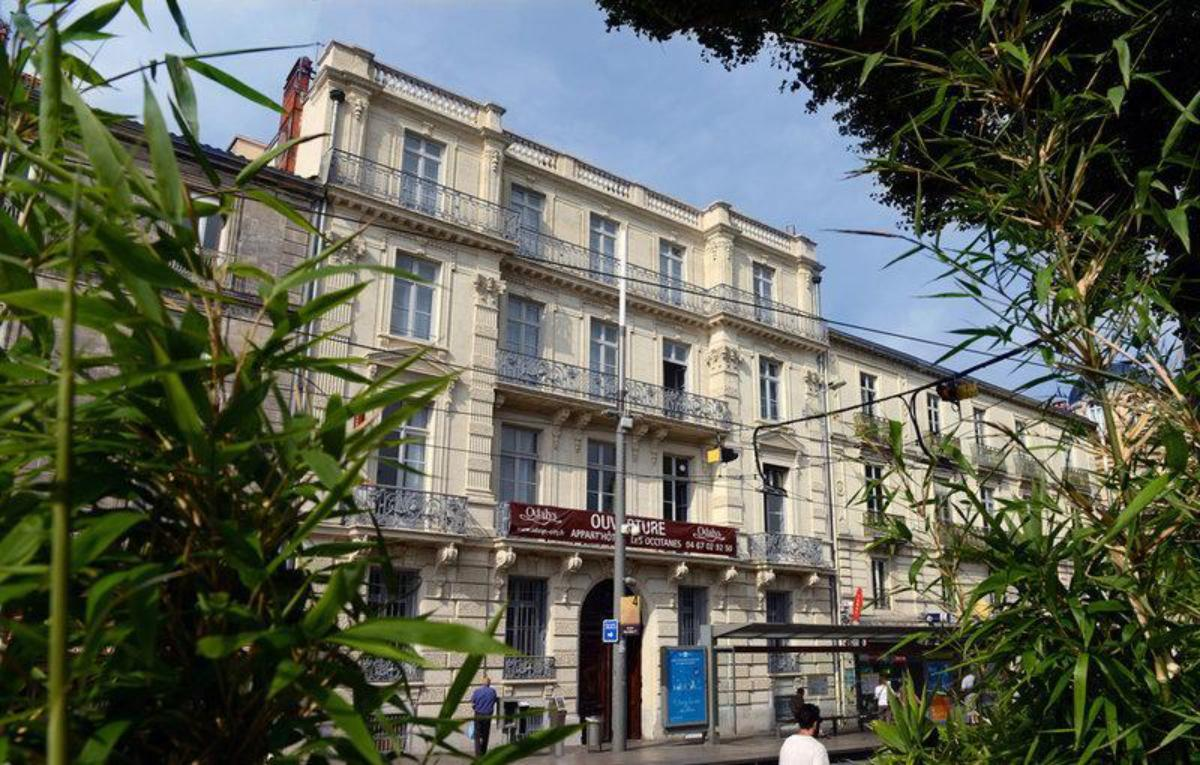 Apparthotel Odalys Montpellier Les Occitanes Booking Agoda