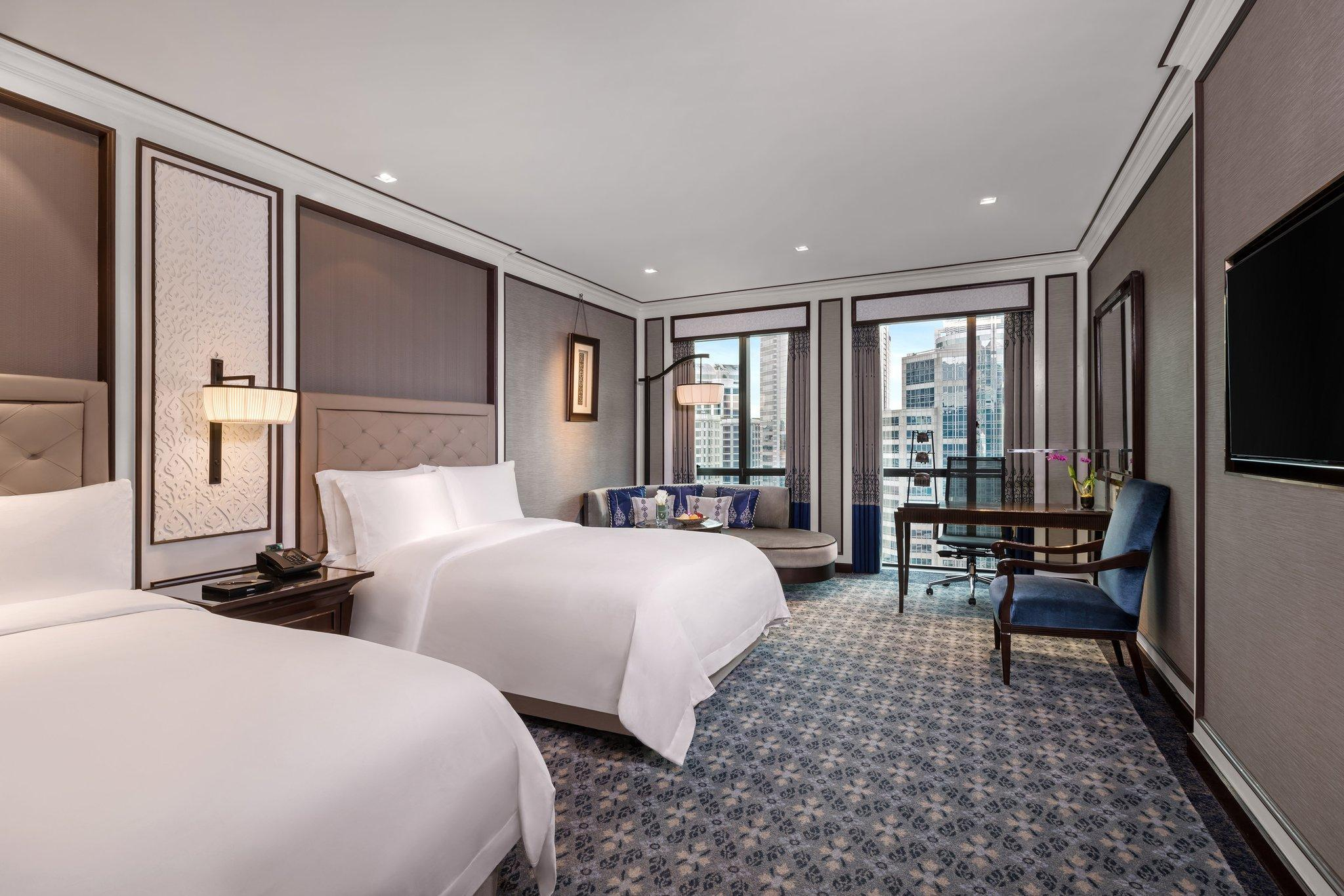 Royal Room, 2 Double, City view