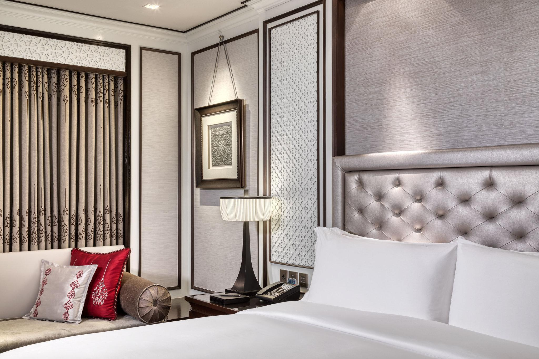 Athenee, Guest room, 1 King, City view