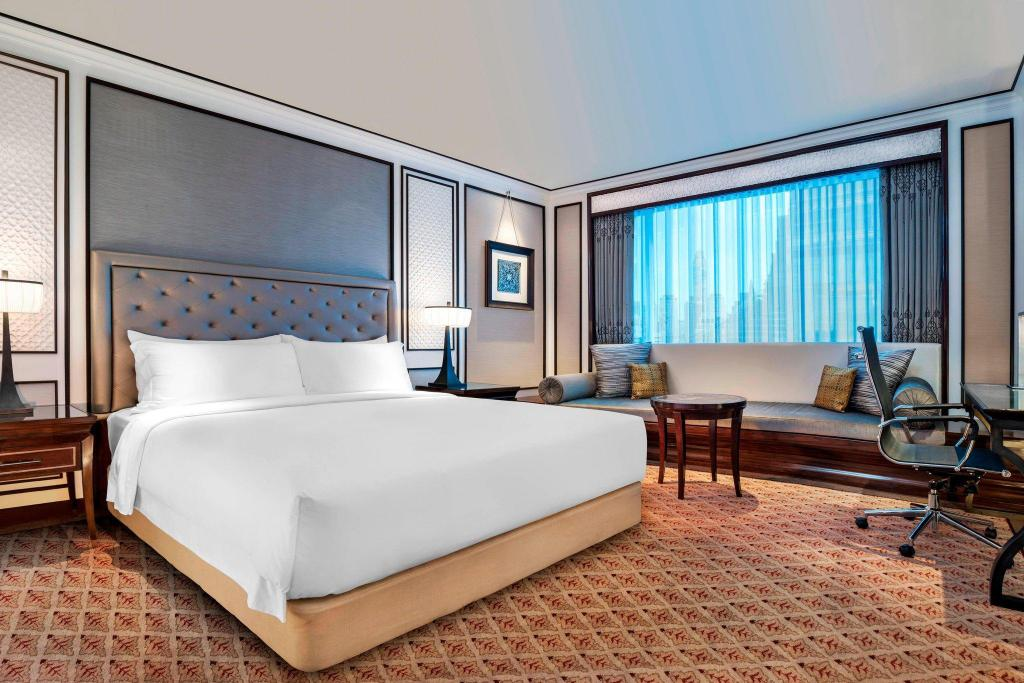 Athenee, Guest room, City view ザ アテネ ホテル ア ラグジュアリー コレクション ホテル バンコク (The Athenee Hotel A Luxury Collection Hotel Bangkok)