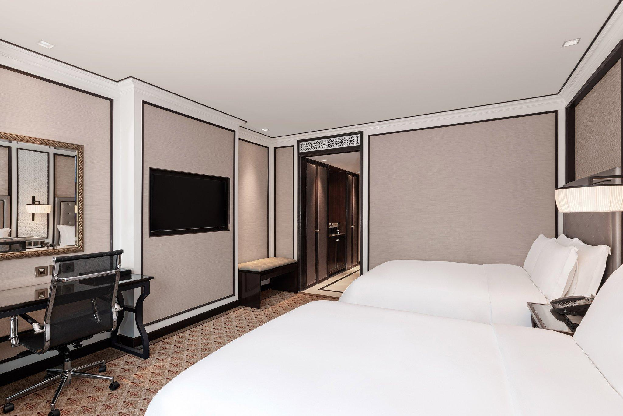Athenee Club, Club lounge access, Guest room, 2 Double