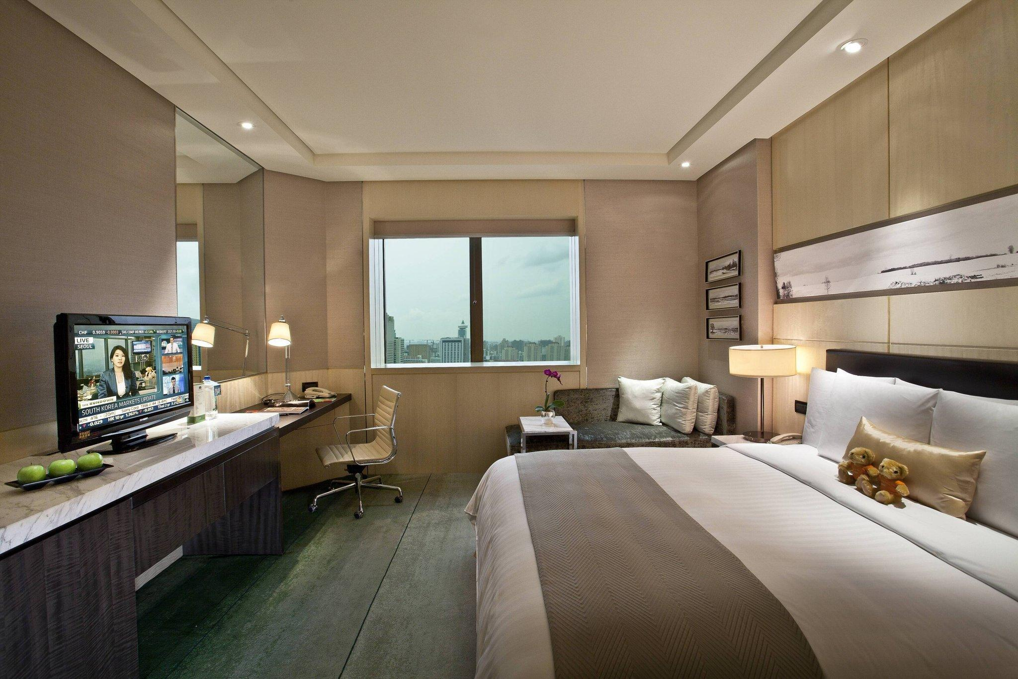 Executive Room, Executive level, Guest room, 1 King