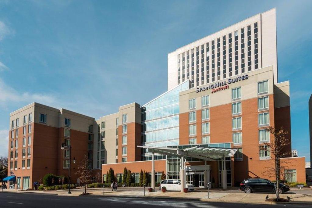SpringHill Suites Birmingham Downtown at UAB in Birmingham