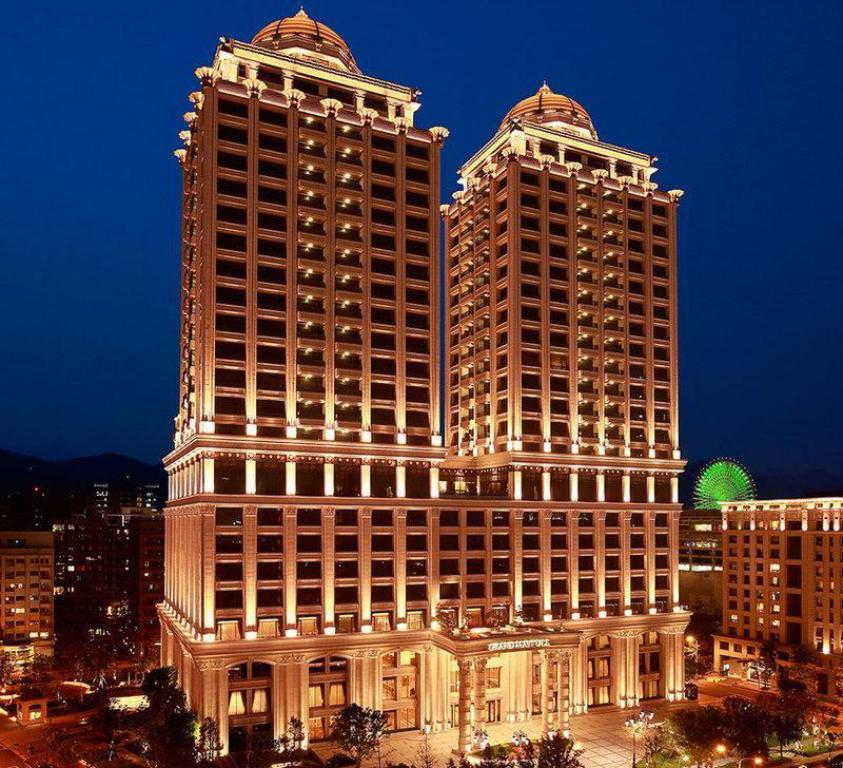Подробнее о Grand Mayfull Hotel Taipei