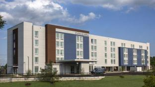 SpringHill Suites Newark Downtown