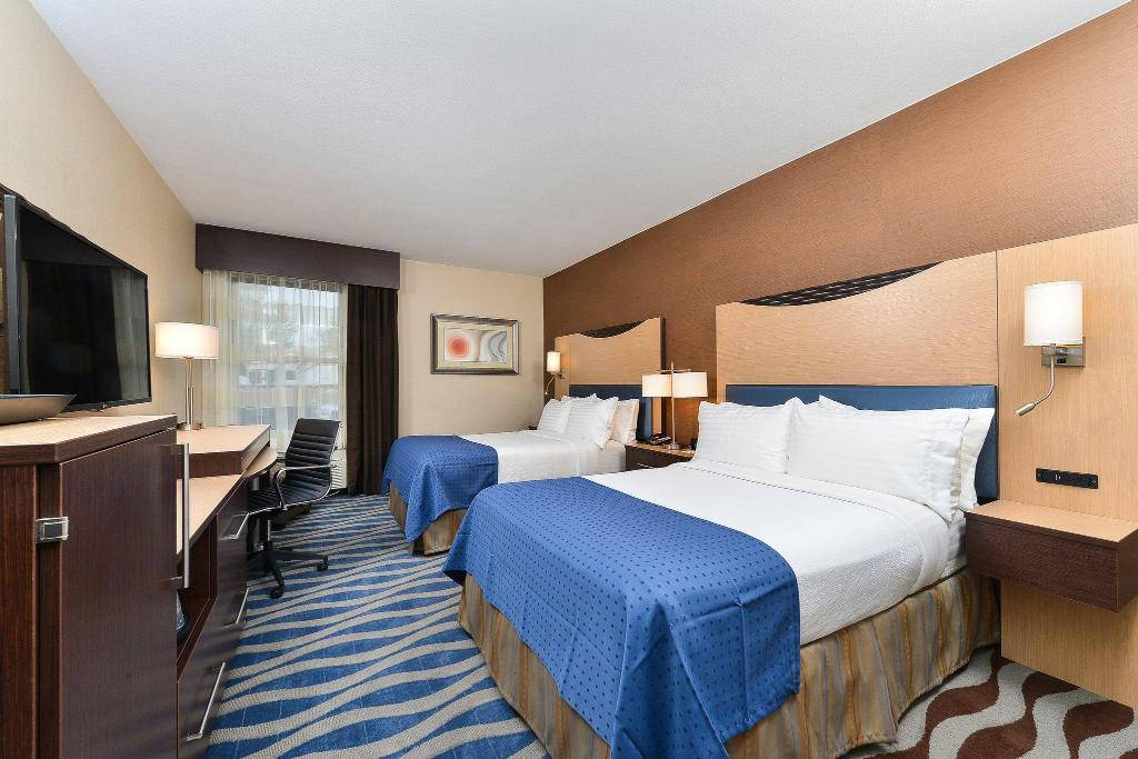 2 Double Beds 2Nd Floor Non-Smoking Holiday Inn Cody at Buffalo Bill Village