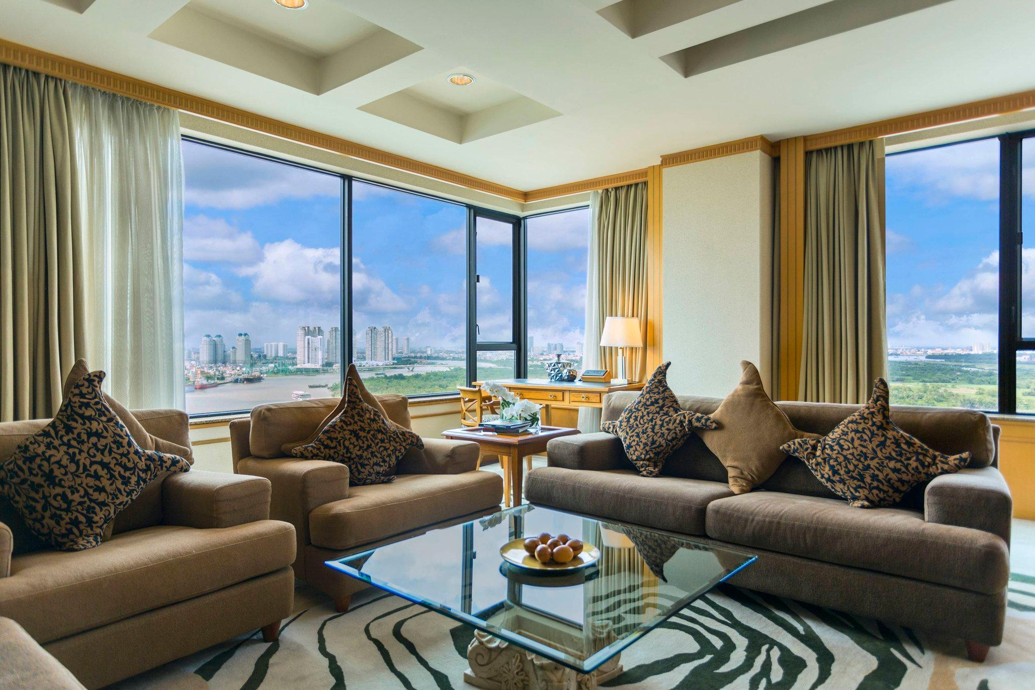 1 Bedroom Presidential Suite, Club level, 1 King