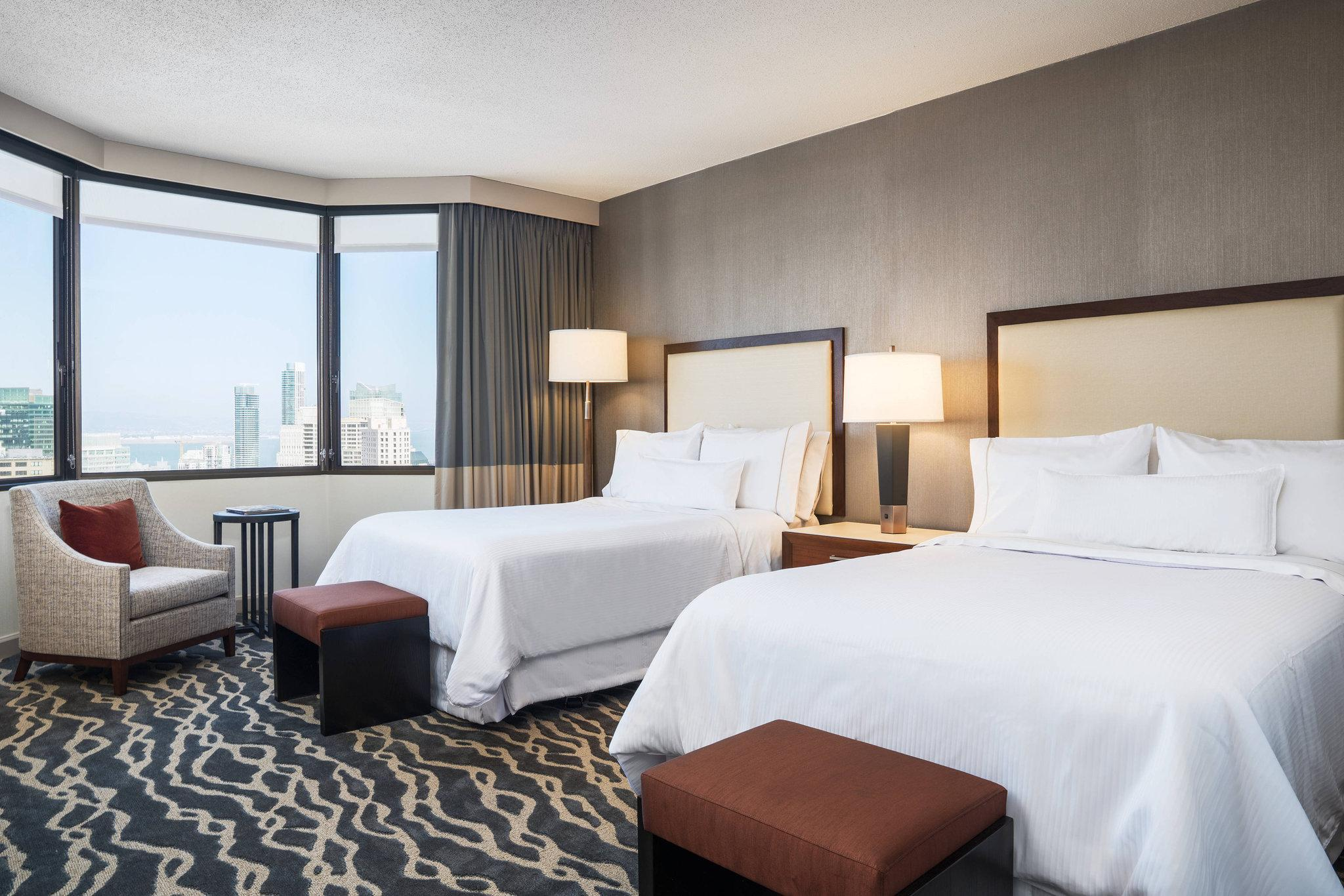 Grand Deluxe, Guest room, 2 Double, City view, Tower