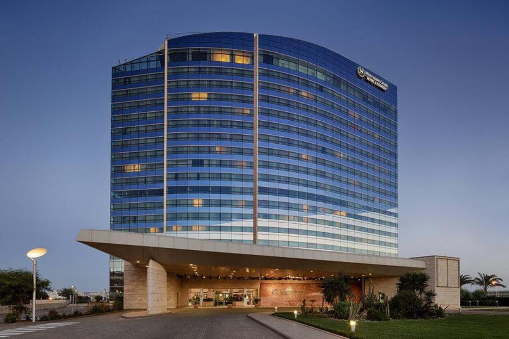 More about Sheraton Oran Hotel